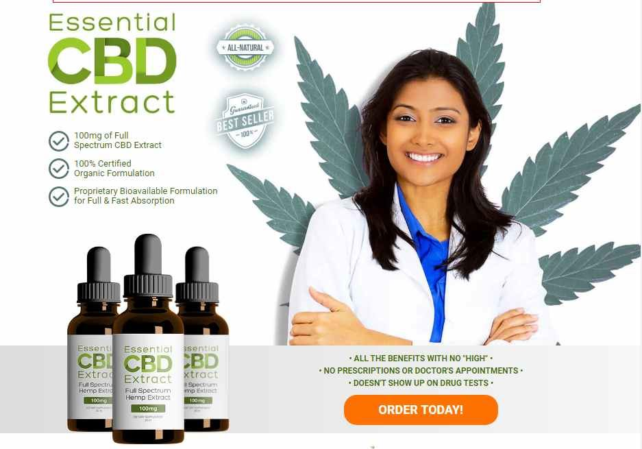 Essential CBD Extract South Africa